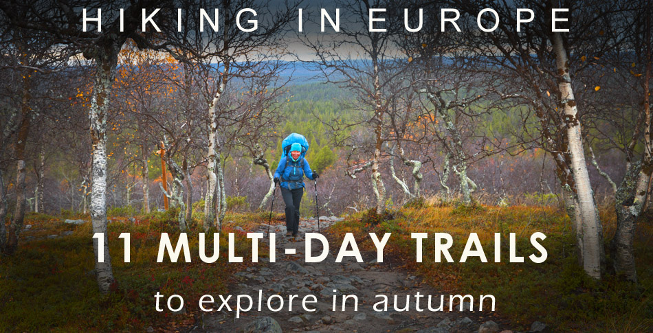 MULTI-DAY HIKES EUROPE