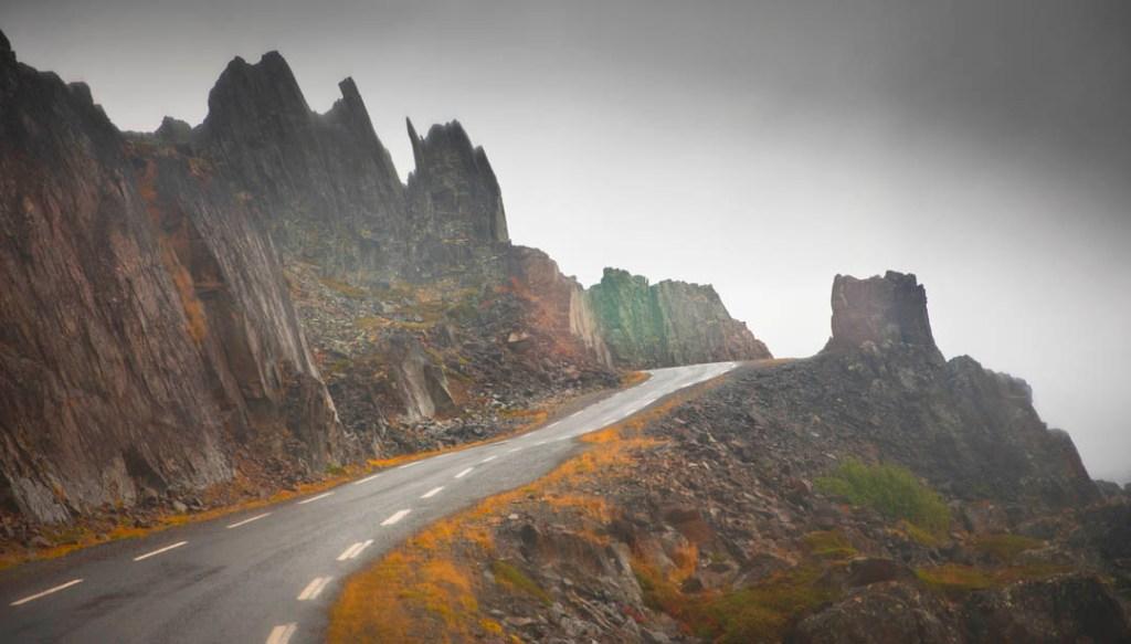 road trip varanger