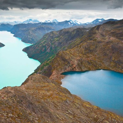 How to hike Besseggen in Jotunheimen National Park, Norway