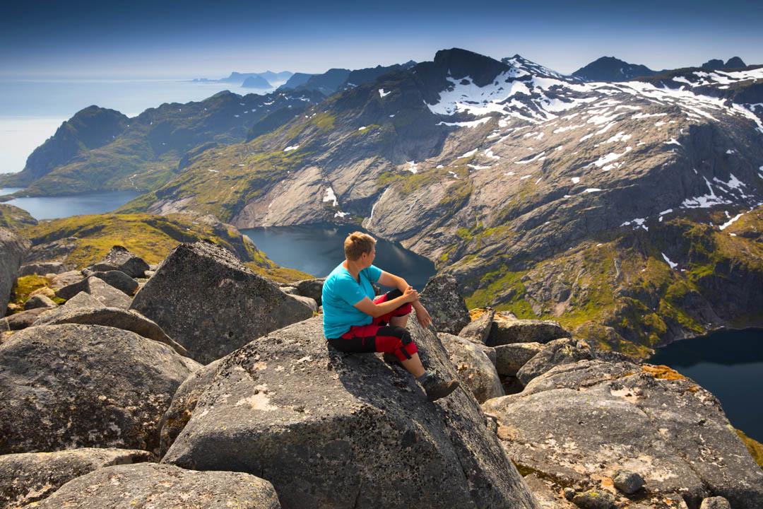 summer hikes Europe
