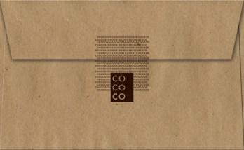 CoCoCo Envelope