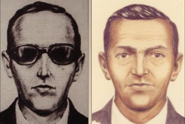 Artist sketches released by the FBI of a man calling himself D.B. Cooper, who vanished in 1971 with $200,000 in stolen cash after hijacking a commercial airliner over Oregon, U.S. FBI/Handout via Reuters THIS IMAGE HAS BEEN SUPPLIED BY A THIRD PARTY. IT IS DISTRIBUTED, EXACTLY AS RECEIVED BY REUTERS, AS A SERVICE TO CLIENTS. FOR EDITORIAL USE ONLY. NOT FOR SALE FOR MARKETING OR ADVERTISING CAMPAIGNS - RTSHM8O
