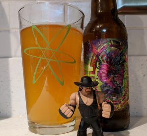 Three Floyds Lazersnake IPA which drinks more like a Pale Ale. Stunt Granny LLC/Kevin DiFrango