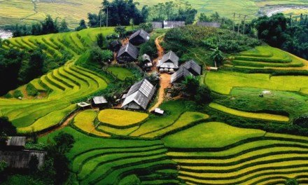 [IELTS Materials] Describe a natural landscape of Vietnam you love the most