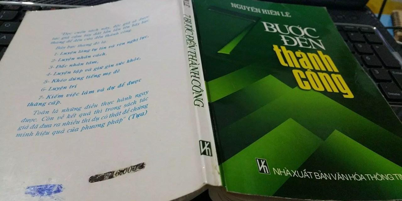 Cảm nhận sách 7 bước đến thành công