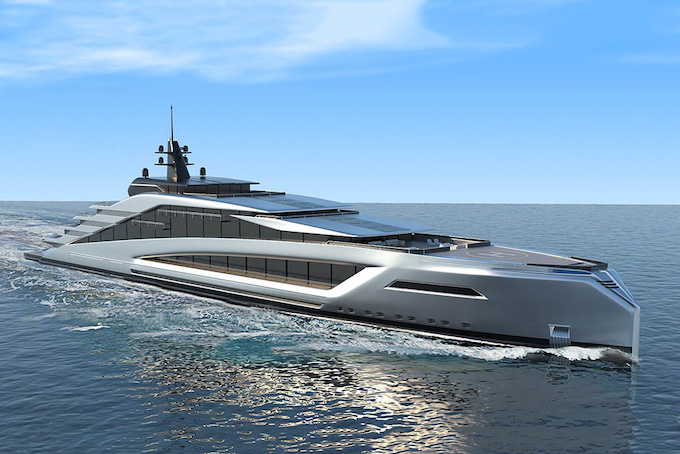 Luxury On The Water Strand Crafts California Yacht