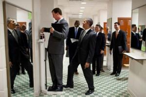 Le président Obama est un farceur
