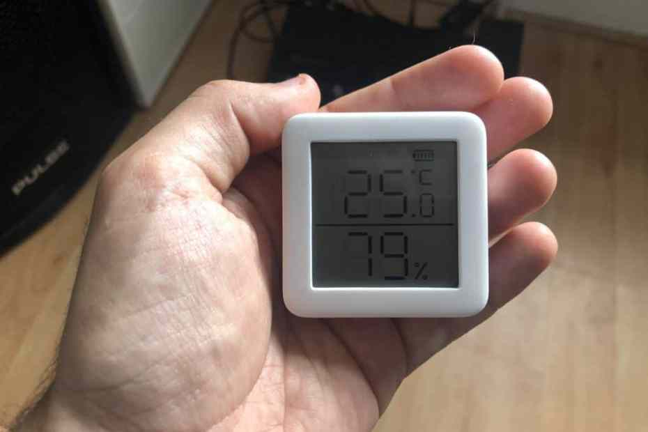 Switchbot Smart Thermometer