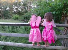 My little fairy's looking for fairy's!