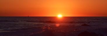 glowing-sunset