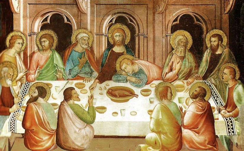 Dinner and discussion – Secret John 3