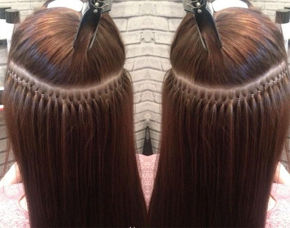 Nano Ring Hair Extensions Stush Hair Extensions