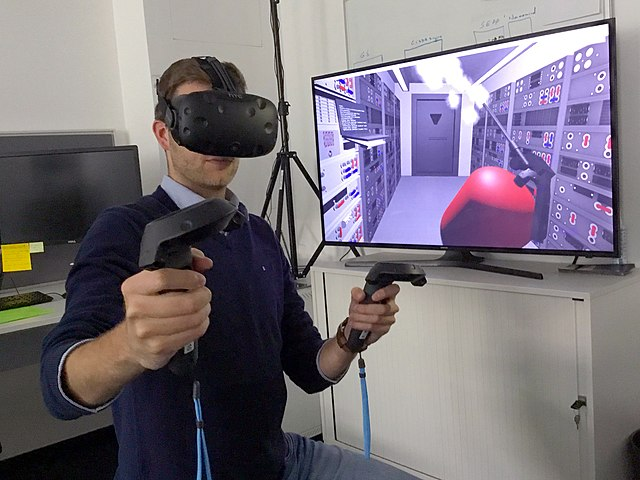 Fully-Immersive VR