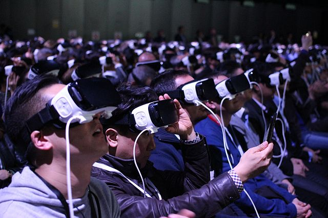 Virtual Reality in Cinema