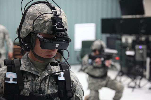 VR in Military Training