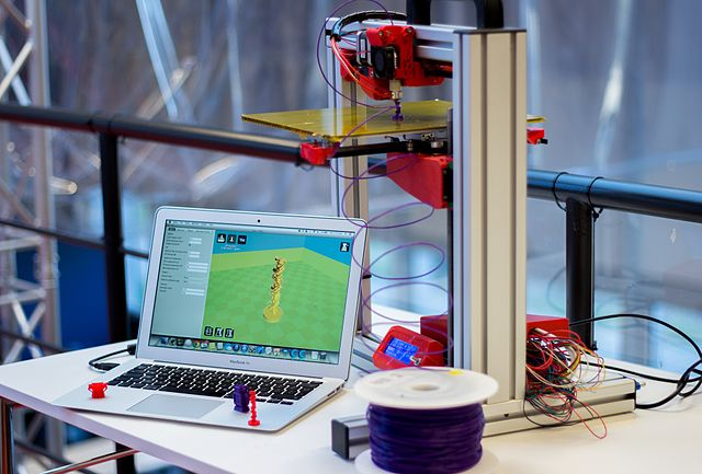 Additive Manufacturing Working