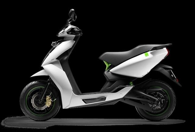 Ather Electric Bike