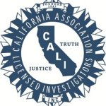 California Association of Licensed Investigators logo