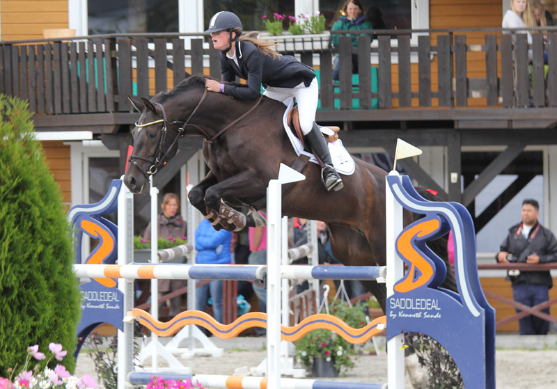 S.E. Miss Pogany Norsk Breeders Trophy 2016