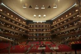 The Theatre: Bunka Kaikan, Tokyo