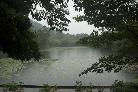 Very beautiful, yet very wet...