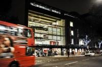 Sadler's Wells Theatre by night!