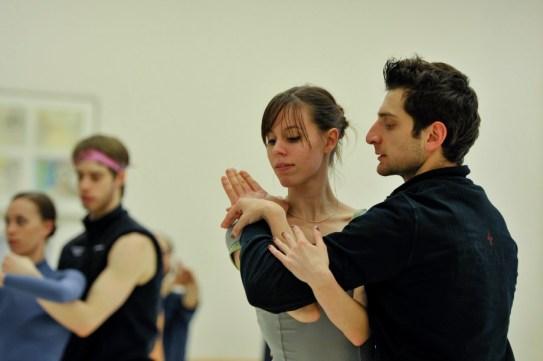 Elisa Badenes and Arman Zazyan