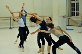 Rachele Buriassi, Anna Osadcenko, Rocio Aleman, Miriam Kacerova, Elisa Badenes