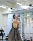 Onegin rehearsal: Hyo-Jung Kang