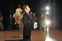 Roman Novitzky dancing his debut as Onegin