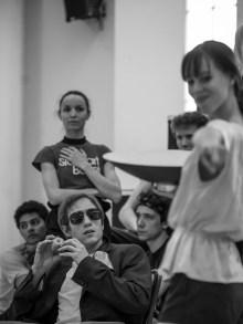 Salome rehearsal with Elisa Badenes, Roman Novitzky, Noan Alves, Miriam Kacerova, Ludovico Pace, Alexander Mc Gowan