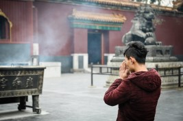 Impressions from the Lama Temple
