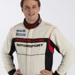 Porsche Motorsport 2015 Daytona 24 preview: A portrait of Earl Bamber, who was named newest 2015 Porsche Factory Driver. Source: PMNA