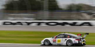 Porsche North America 2016 Post-Roar Report: 911 RSR No. 912 of Bamber, Makowiecki and Christensen on 2016 Daytona ROAR track. Credit: PAG