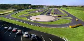 Porsche global demonstration tracks: Porsche Cars North America's Atlanta Experience Center Track. Credit: PCNA