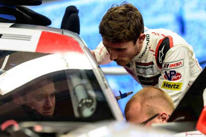 Porsche North America 2016 Post-Roar Report: Nick Tandy and Kevin Estre 2016 Daytona ROAR. Credit: PAG