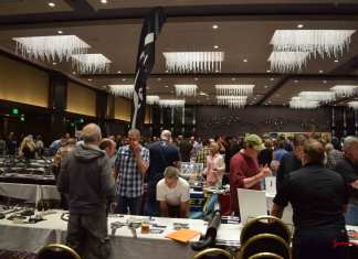 Seen here is the 2017 LA Lit Meet large ballroom. Credit: StuttgartDNA.com