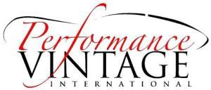 2017 Porsche L.A. Literature, Toy and Memorabilia Meet Weekend: Performance Vintage International logo. Credit: PVI