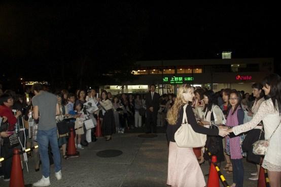 """Japan-Gastspiel, """"Schwanensee"""": Alicia Amatriain, Foto: Stuttgarter Ballett"""