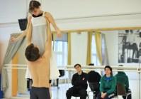Krabat-Proben: Elisa Badenes, David Moore, Demis Volpi, Damiano Pettenella