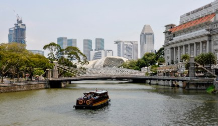Impressionen aus Singapur