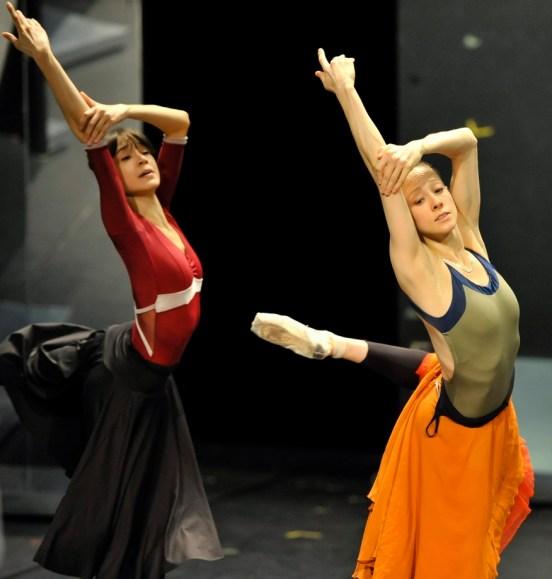 Rocio Aleman, Angelina Zuccarini