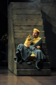 Ballettmeister Rolando D'Alesio alias Lord Capulet