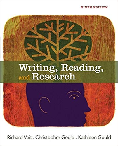 Writing Reading and Research 9th Edition Pdf