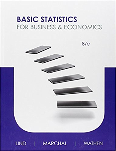 Basic Statistics For Business And Economics 8th Edition Lind Pdf