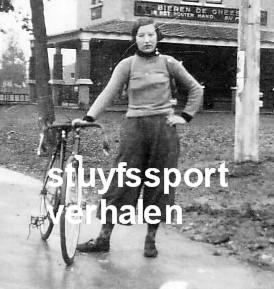 Mien op traning 1937