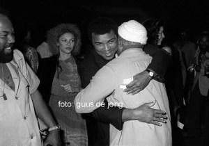 Muhammad Ali San Diego,USA.28 november 1980 © GUUS DE JONG