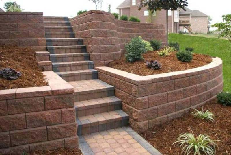 How To Develop And Utilize The Landscape Edging
