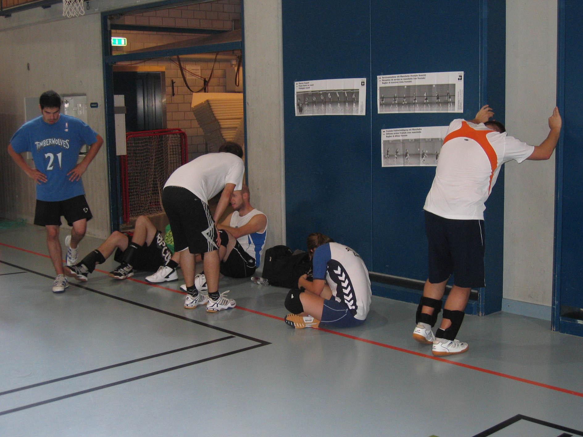 Trainingslager Bazenheid 08 036