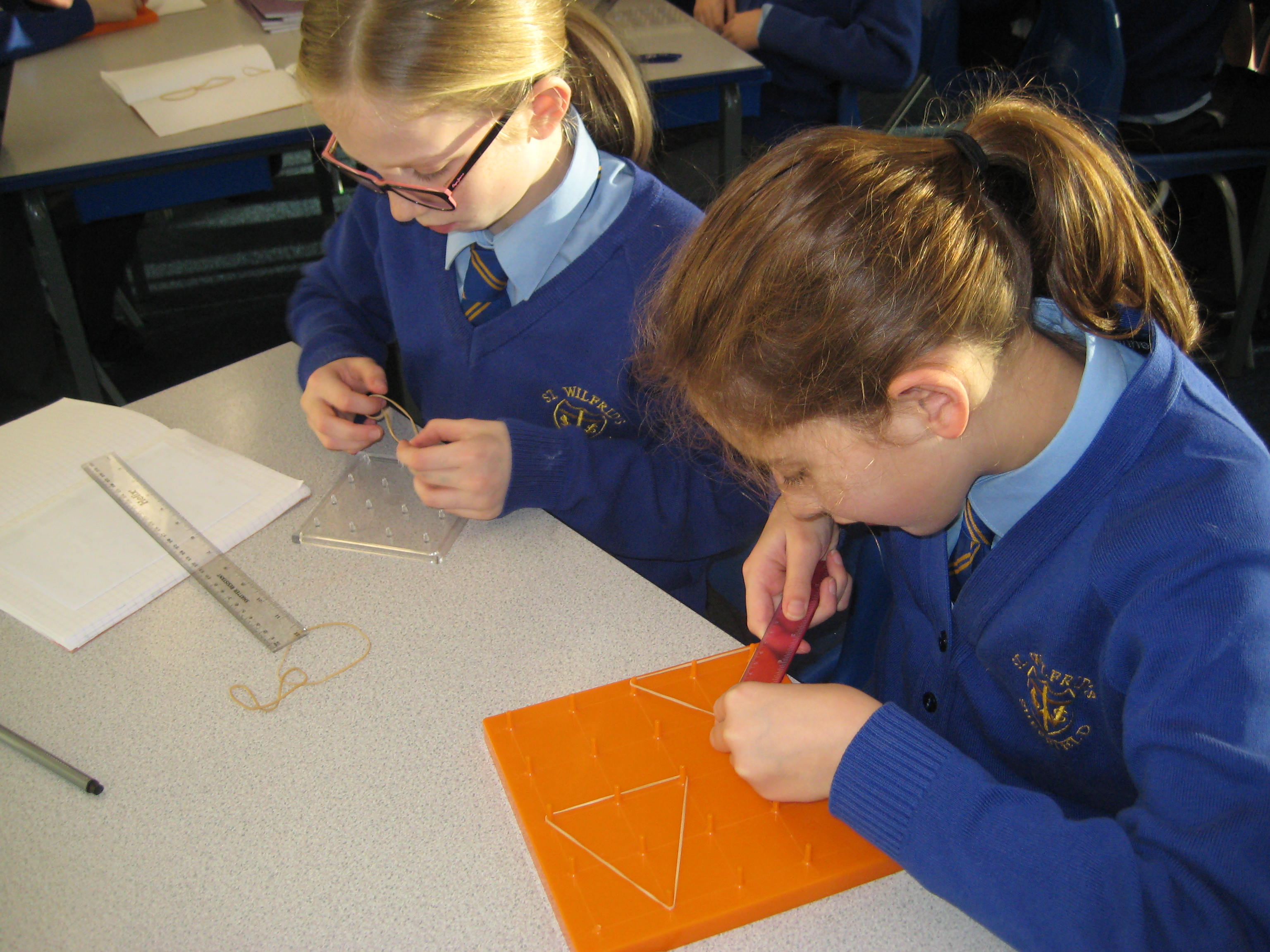 Investigating The Properties Of Triangles And